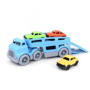 Green Toys Car Transporter