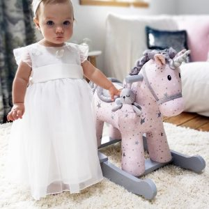 Little Bird Told Me – Celeste & Fae Rocking Unicorn 9m+
