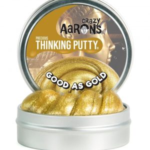 Crazy Aaron's Precious Good As Gold Thinking Putty