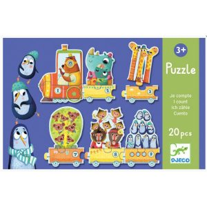 Djeco Puzzle – I Can Count