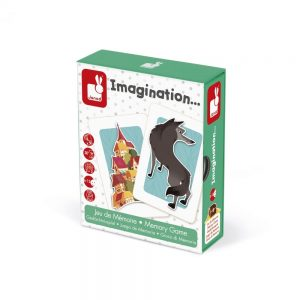 Janod Imagination Memory Game