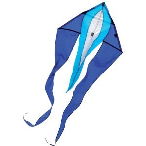 Spirit of Air Delta Dart Kite BLUE