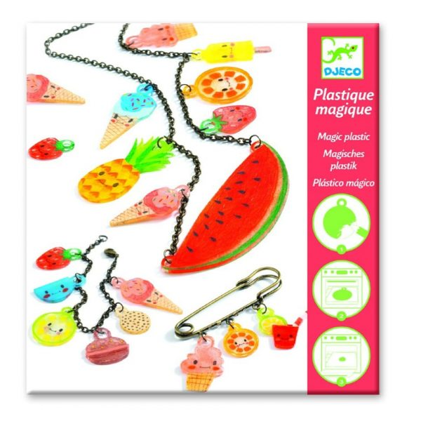 Djeco Magic Plastic Sweet Treats