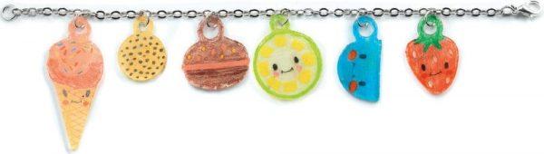 Djeco Magic Plastic Sweet Treats Bracelet