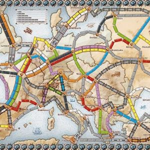 Ticket To Ride – Europe