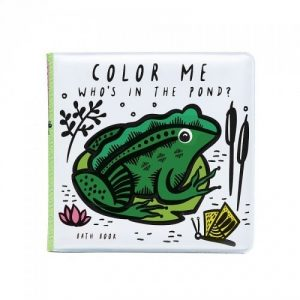 Wee Gallery Colour Change Bath Book – Pond