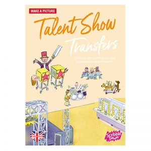 Scribble Down Transfers – Talent Show