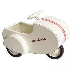 Maileg White Scooter