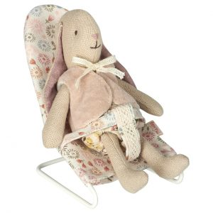 Maileg Baby Mouse Bouncer