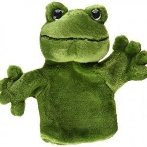 The Puppet Company Short Sleeved Frog Puppet