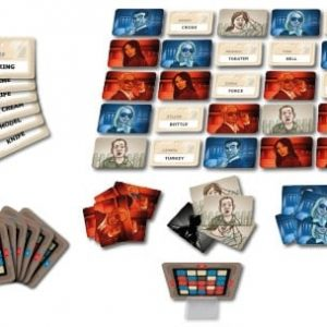 Codenames Party Game Card Game