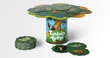 tumble tree game contents displayed