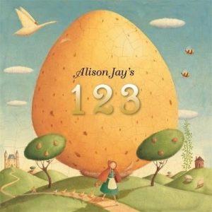Alison Jay's 1 2 3  Board Book