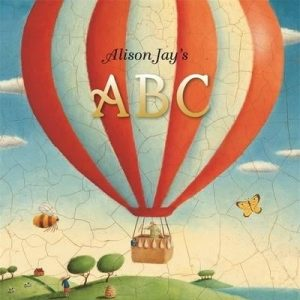 Alison Jay's Alphabet Board Book