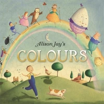 Alison Jay's Colours Board Book