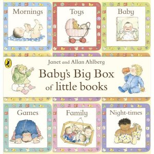 Baby's Big Box of Little Books – Janet and Allan Ahlberg