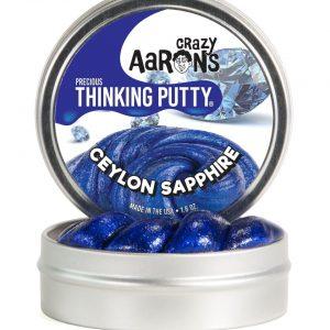Crazy Aaron's Precious Ceylon Sapphire Thinking Putty