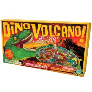 Dino Volcano Board Game