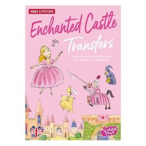Scribble Down Transfers – Enchanted Castle