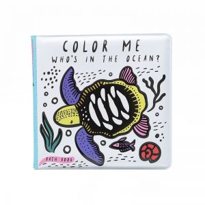 Wee Gallery Colour Change Bath Book – Ocean