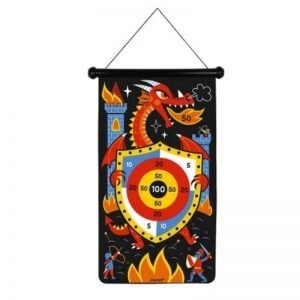 Janod Magnetic Darts Game – Dragon
