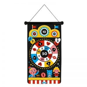Janod Magnetic Darts Game – Fun Fair