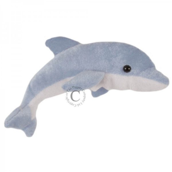 The Puppet Company Dolphin Finger Puppet