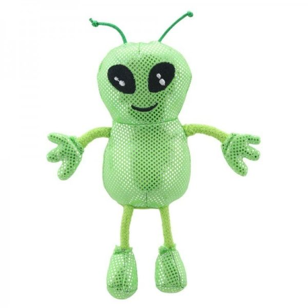 The Puppet Company Alien Finger Puppet