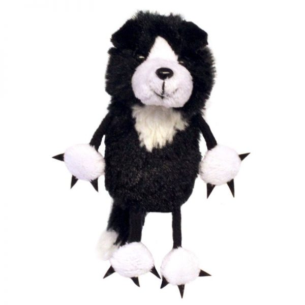 The Puppet Company Border Collie Finger Puppet