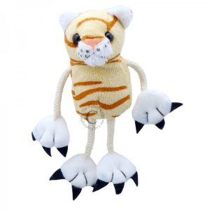 The Puppet Company Ginger Cat Finger Puppet