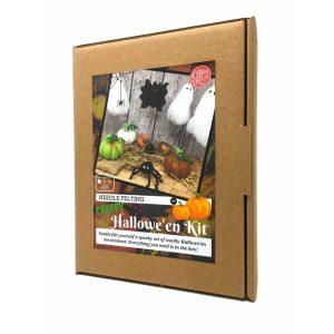 Crafty Kit Company – Hallowe'en Needle Felting Kit