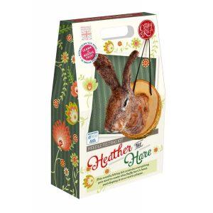 Crafty Kit Company – Heather the Hare Needle Felting Kit