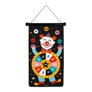 Janod Magnetic Darts Game – Circus