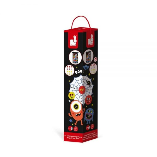 janod-spooky-house-magnetic-darts-boxed