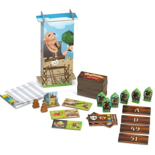Kingdomino Age of Giants Expansion out