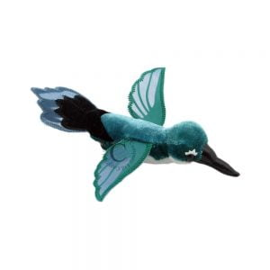 The Puppet Company Green Hummingbird Finger Puppet