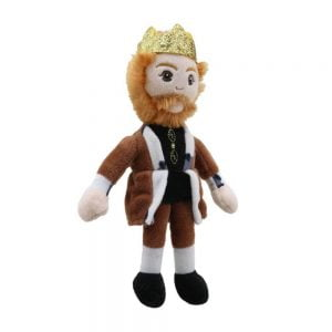 The Puppet Company King Story Telling Finger Puppet