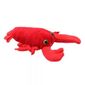 The Puppet Company Lobster Finger Puppet