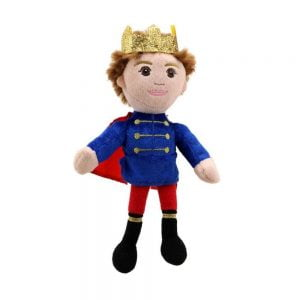 The Puppet Company Prince Story Telling Finger Puppet