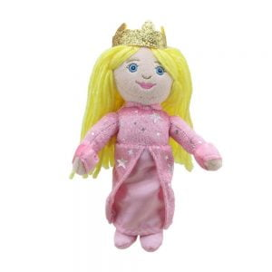 The Puppet Company Princess Story Telling Finger Puppet