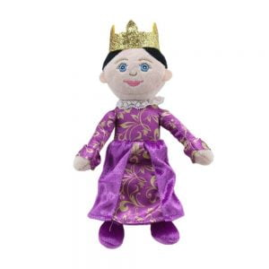 The Puppet Company Queen Story Telling Finger Puppet