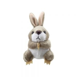 The Puppet Company Rabbit Finger Puppet