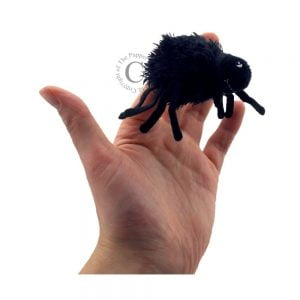 The Puppet Company Spider Finger Puppet