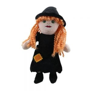 The Puppet Company Witch Story Telling Finger Puppet