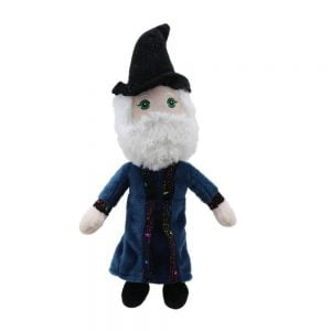 The Puppet Company Wizard Story Telling Finger Puppet