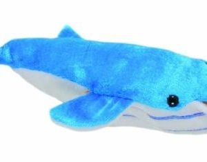 The Puppet Company Blue Whale Finger Puppet