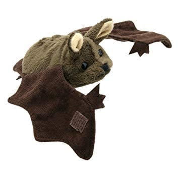 The Puppet Company Brown Bat Finger Puppet
