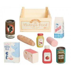 Maileg Vintage Food in Crate