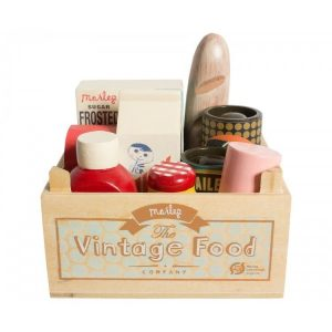 Maileg Vintage Food in Crate