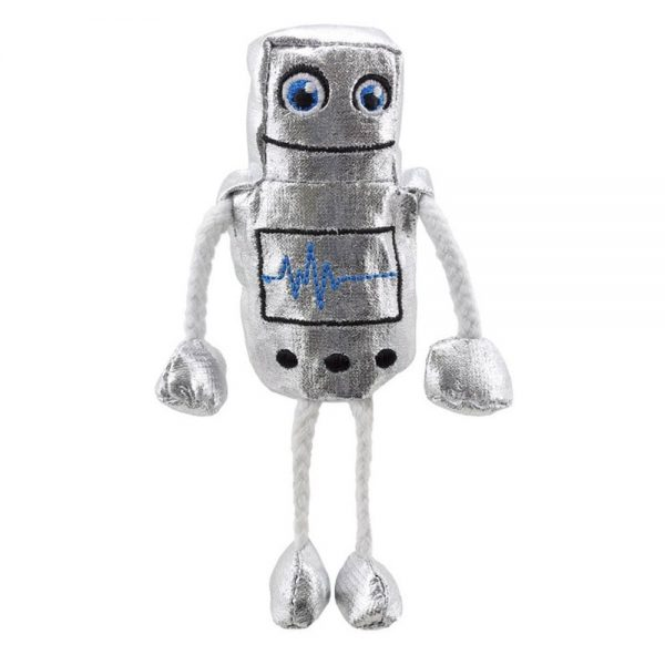 The Puppet Company Robot Finger Puppet